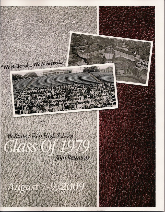 Reunion Program Book